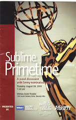 WGA's Primetime Emmy-Nom Panel