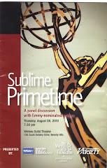 WGA's Primetime Emmy-Nom Panel