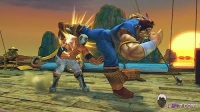 500x USEDHWKvsRIC ARG 021USED Se anuncia Super Street Fighter IV!