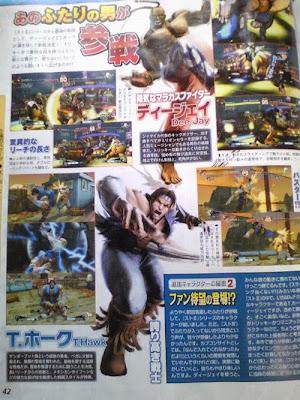 500x deejay Se anuncia Super Street Fighter IV!