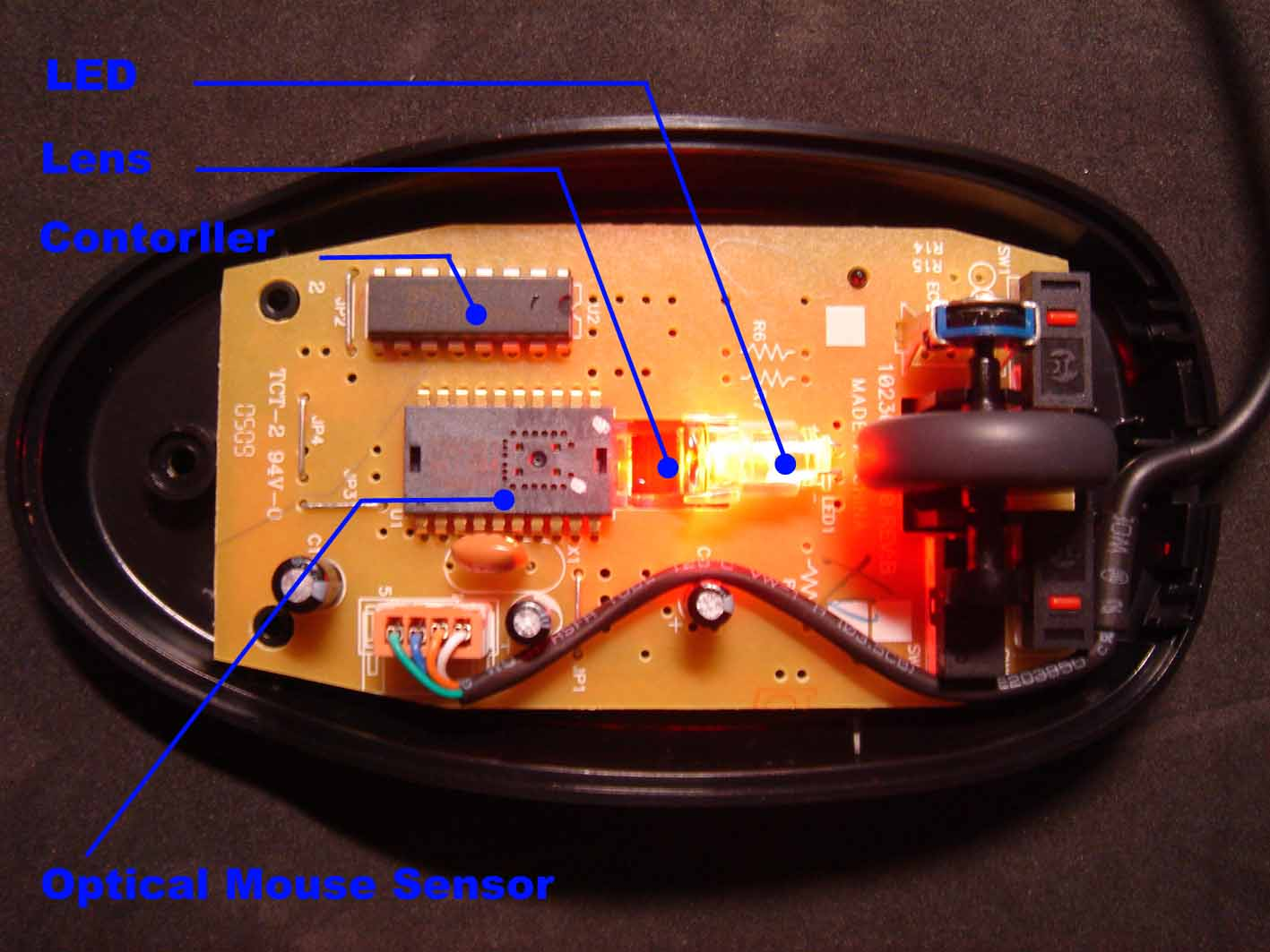 Optocoupler Interfacing With Avr Pic And 8051 as well Rock paper scissors training glove furthermore Schema info datasheets additionally Logitech G900 Gaming Mouse Review furthermore Optical Mouse. on optical sensor circuit