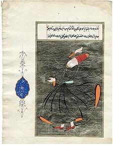 turkish miniature art