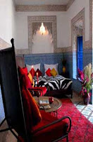 moroccan inspired, decor