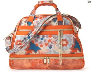lesportsac recycled collection/ stella mccartney