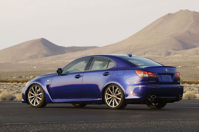 2008 Lexus IS F Sports Sedan