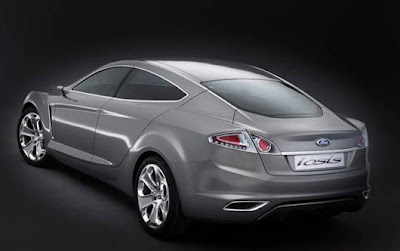 Ford Losis Concept Car Pictures