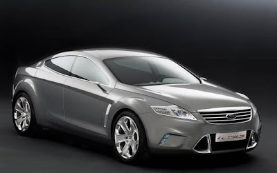 Ford Losis Concept Car Wallpaper