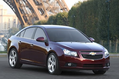 Chevrolet Cruze, Chevrolet, sport car, car, luxury car