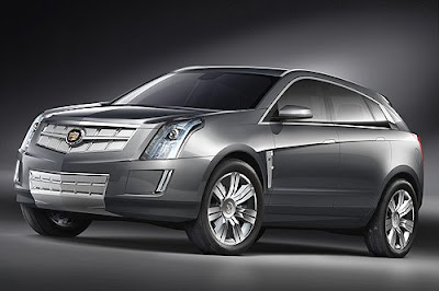 Cadillac Provoq Fuel Cell Concept, Cadillac, sport car, luxury  car, car