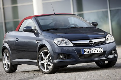 Opel Tigra TwinTop, Opel, sport car, car