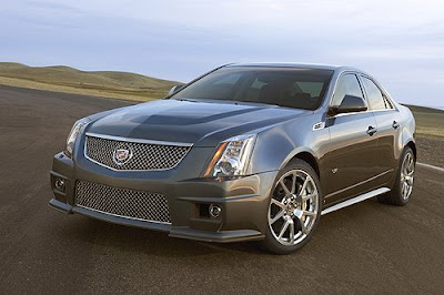 CTS-V: Cadillac's ultimate expression, Cadillac, luxury car, sport car, car