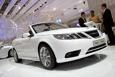 Saab 9-3 Convertible, Saab, sport car, luxury car, car