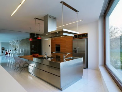 Kitchen Italian Modern Home, kitchen, interior design, home interior