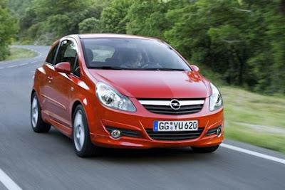 Opel Corsa GSi, Opel, sport car, luxury car, car