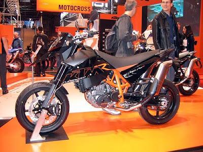 KTM 690 SMR Supermoto, KTM, Supermoto, motorcycle