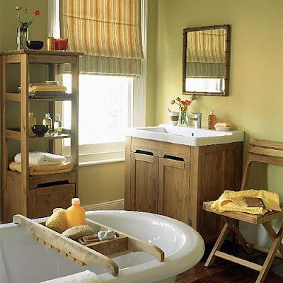 Earthy-natural bathroom, bathroom, interior design, home interior