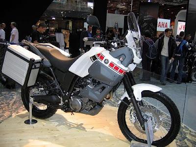 Yamaha XT660Z Tenere, Yamaha, motorcycle