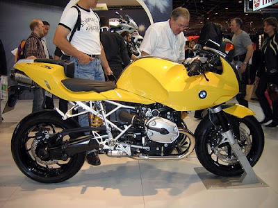 BMW R1200S - Sportbike, BMW R1200S, BMW, Sportbike