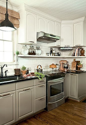 Kitchen-interior design