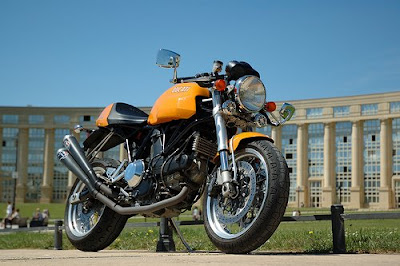 Motorcycle, Ducati, Ducati Sport 1000, Classic Motorcycle