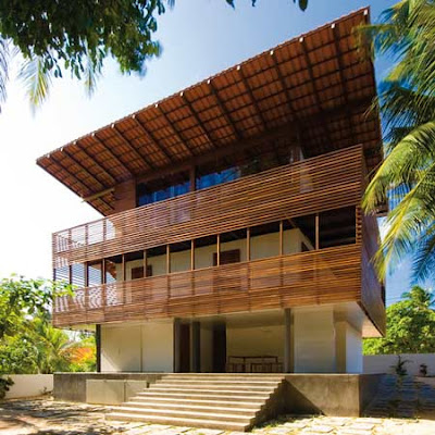 Casa Tropical   Home Design, Modern Tropical House, Modern House Design,  Exterior House