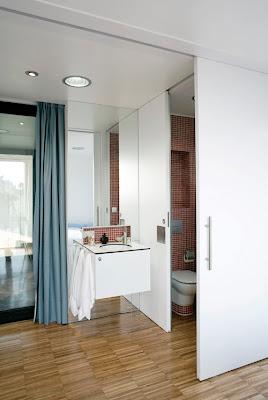 OS House, Beach house, modern house design, interior design