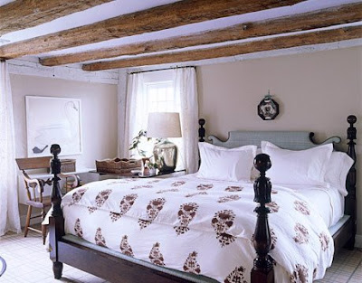 Hampton Bedroom Furniture on Hampton Cottage Bedroom Decor For Your Holiday