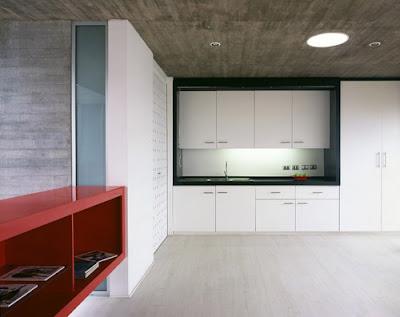 Guthrie House, modern house design, interior design