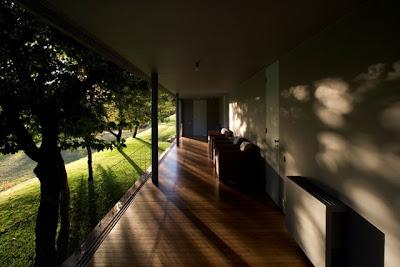 Valley House, modern house design, interior design, exterior house design