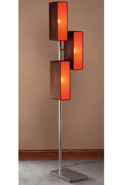 Lightbox Floor Lamp, interior design, lamp