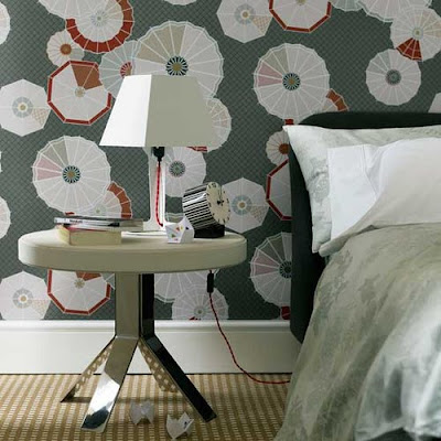 Modern wallpaper - Interior bedroom, glam and pretty