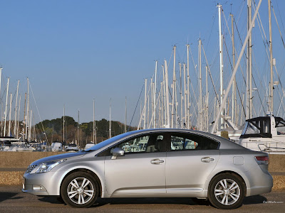 Toyota Avensis Best Car Gallery