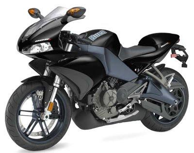 Buell 1125CR, Buell, Sportbike