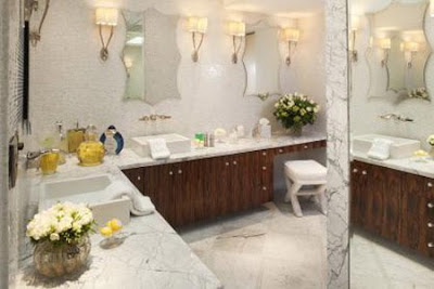 Drama unfolds - Bathroom Design, interior design