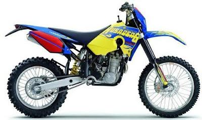 Husaberg FE 550e, Husaberg, supermoto, Motocross