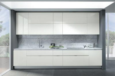 White Kitchen, Interior Design