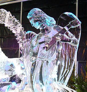 figuras de hielo y nieve :) Onice