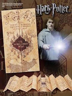 Le monde magique de Harry Potter Carte%2Bmaraudeur