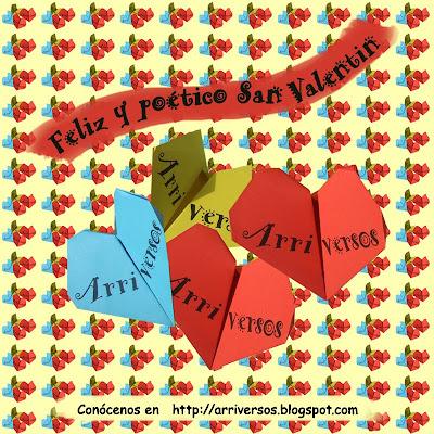 Feliz San Valentin Poemas