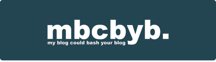 My Blog Could Bash Your Blog