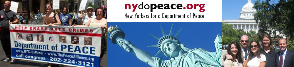 New Yorkers for a Department of Peace