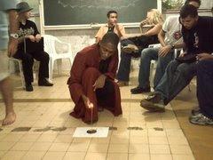 Curso de Magia Elemental em 2007