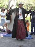 Palestra sobre Magia Prática ministrada no Esp-Brasil em 2009