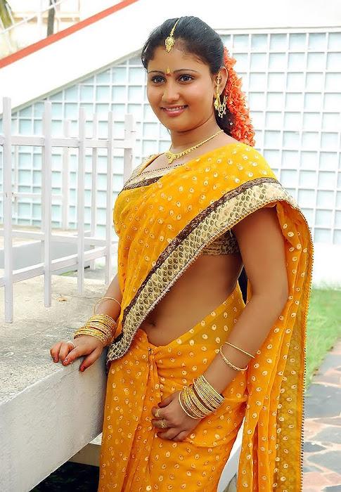 amruthavalli in saree latest photos