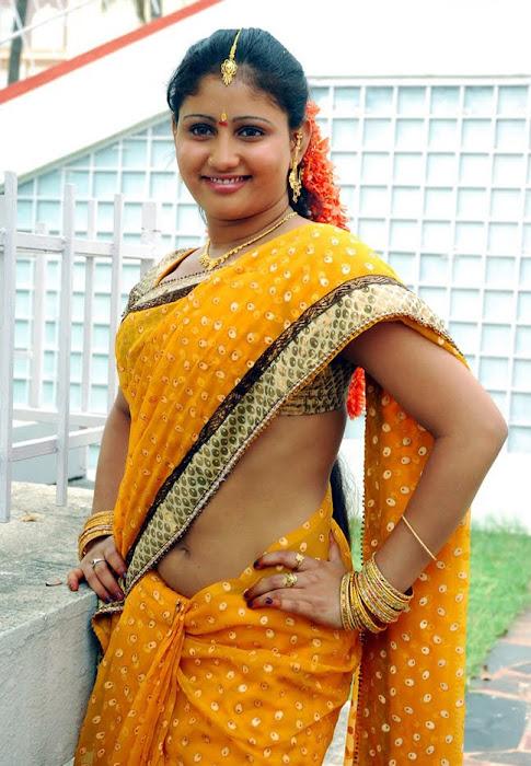 amruthavalli in saree hot images