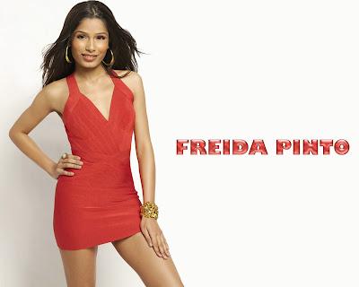 Freida Pinto aka latik...