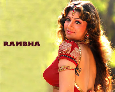 RAMBHA HD DESKTOP WALLPAPER