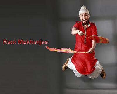 rani wallpaper. Rani mukherjee as a funjabi
