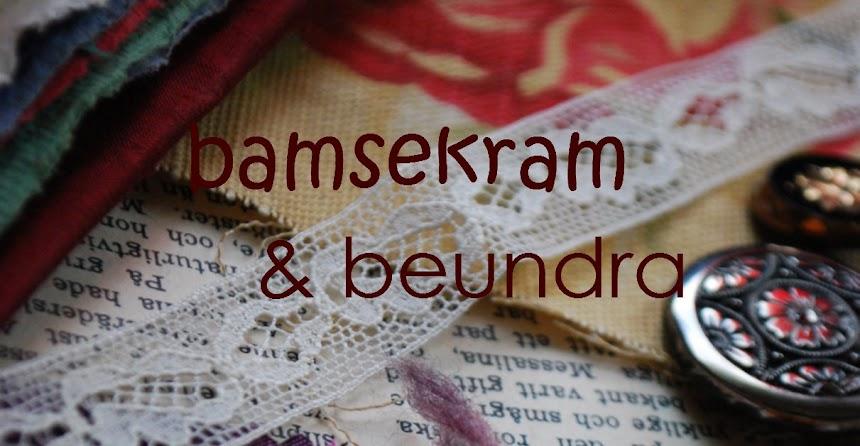 bamsekram&beundra