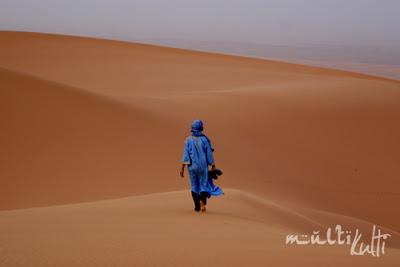 Maroko, Merzuga, Sahara